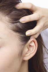 女性の頭皮・頭髪