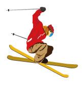 冬のスポーツ2