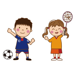 成長期のスポーツ障害