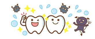 唾液の殺菌・保護効果はスゴイ