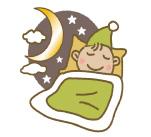 メラトニン効果で自然な眠り