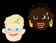 人種による汗腺の違い