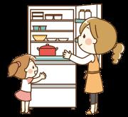 冷蔵庫・冷凍庫で素早く保存